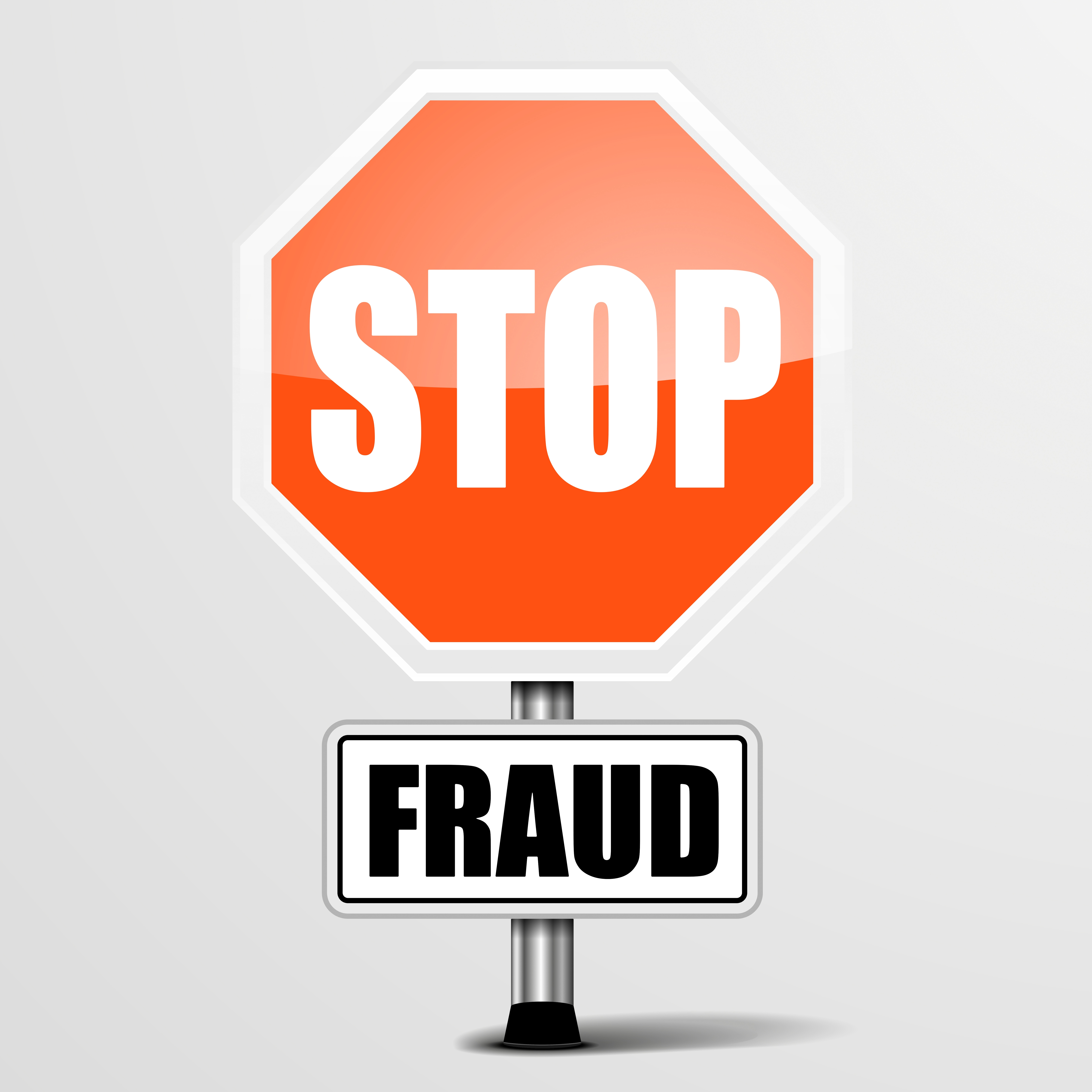 Stop Fraud Image