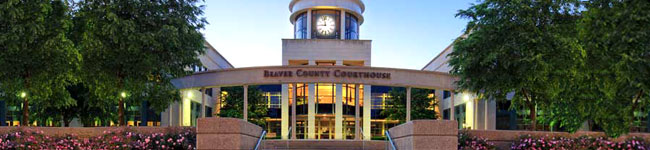 Beaver County Courthouse