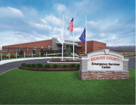 Beaver County Emergency Services Center
